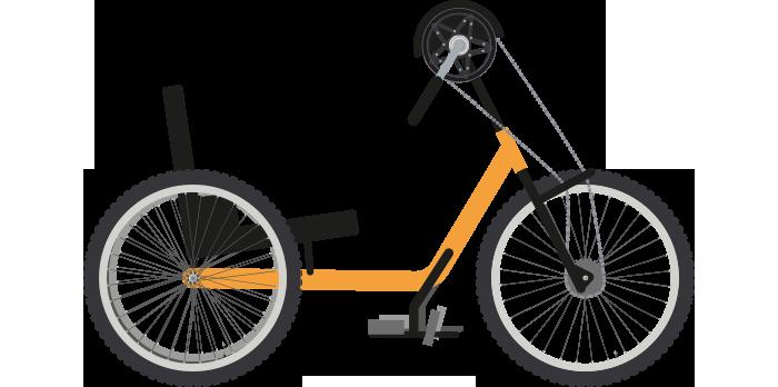 hand-cycle