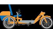 Semi-recumbent cycles