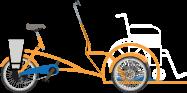 Platform bike